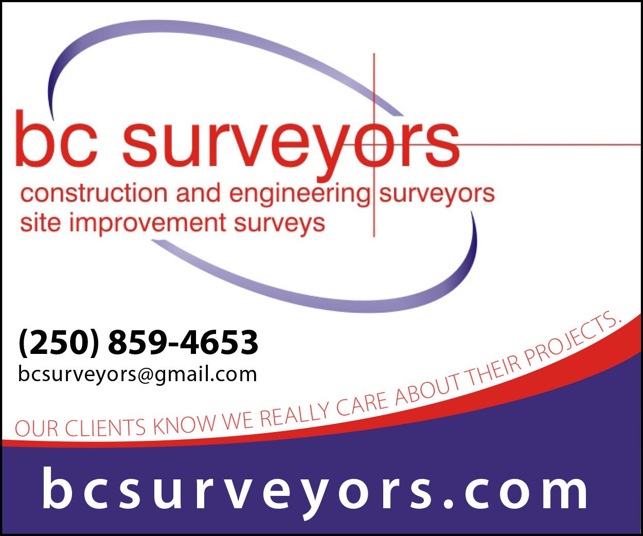 BC Surveyors