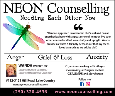 Neon Counselling 2019/2020